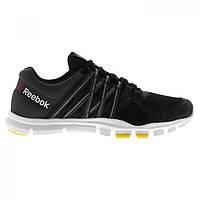 Кроссовки Reebok YourFlex 8 Black/White/Yel - Оригинал