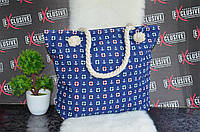 Пляжная вместительная сумочка., фото 1