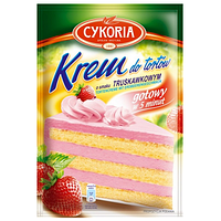 Cykoria Krem Truskawka — Крем Для Торта Клубничный, 100 Гр.
