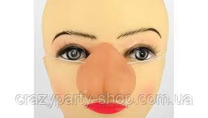 Нос карнавальный накладной грудь