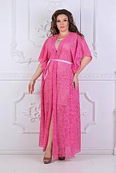 Платье и кардиган 01011/700