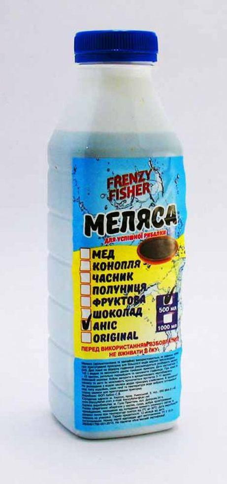 Меласса Frenzy Fisher Шоколад 500мл