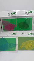 Листик для дизайна ногтей зеленый