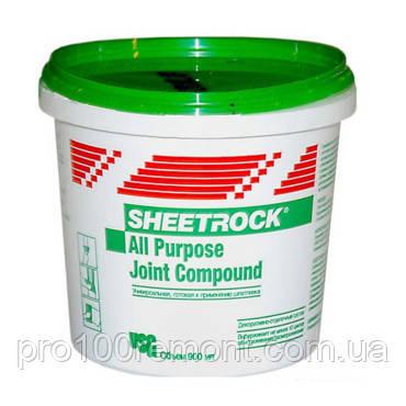Шпаклевка Sheetrock 5.4кг, фото 2