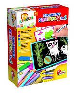 Игровой набор I'M Creative Школа рисования 2  в 1 LiscianiGiochi (47710)