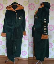 Купить недорого мужской банный халат, фото 3