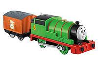 Детская железная дорога Моторизованный  поезд Томас и друзья Fisher-Price (BMK87)