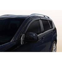 Azard Дефлекторы окон на Peugeot 4007 '07-13 (ПК, накладные)
