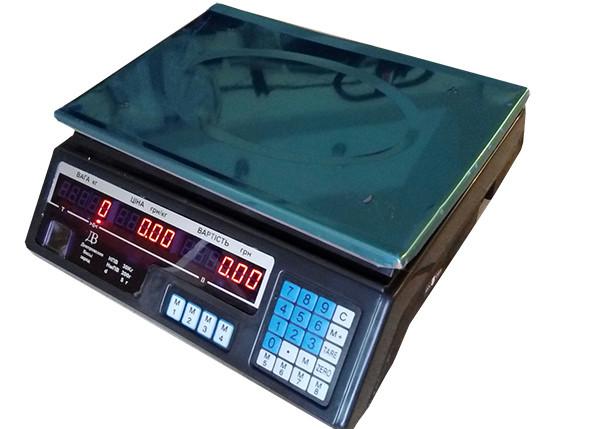 Весы торговые Днепровские ACS-30