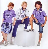 Одежда для мальчиков от 0 до 8-9 лет