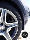 Брызговики Ford Focus sed 2011- (полный кт 4-шт), фото 3