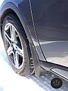 Брызговики BMW X3 (F25) 2010- (полный кт 4-шт), кт., фото 6
