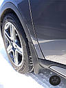 Брызговики Lexus GS 350 2011- (полный кт 4-шт), фото 4