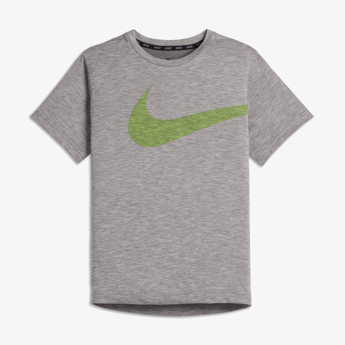 b1c5ce76 Купить Мужская футболка NIKE Breathe Top Hyper (Артикул: 834554-027 ...