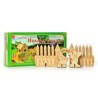 Деревянная игрушка - конструктор 0251