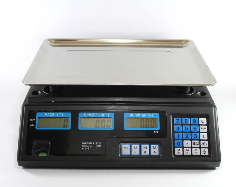 Весы торговые ACS BITEK (40 кг)