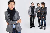 Одежда для мальчиков 9-16 лет