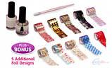 Набор для дизайна ногтей Fab Foils, фото 4
