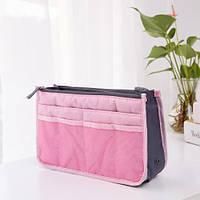 """Органайзер-косметичка для путешествий женский """"сумка в сумке"""", фото 1"""