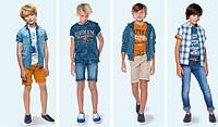 Джинсы, брюки, шорты, бриджи, капри для мальчиков