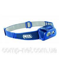 Фонарь Petzl TIKKA PLUS blue jean (E 97 HB) 3 x AAA, 140 люмен, так, 85 г, 60 м