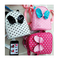 Рюкзак 10977-2 1отд, 1внутр. карман,застежка-молния, 5цветов, в кульке, 22-18-96см,