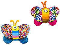 Мягкая игрушка антистресс Бабочка MIX