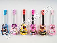 Гитара, 4 струны, 6 видов(СП,ТЧ,DSF,DSM,BR,HK), в кульке