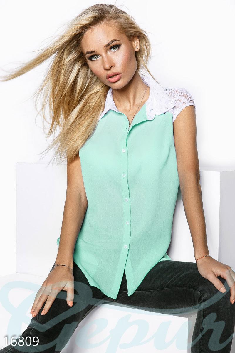 56d5cf2c997 Роскошная Шифоновая Блуза — в Категории