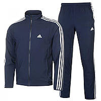 Спортивный костюм Adidas Lightweight Woven TraceBlue/Wht - Оригинал