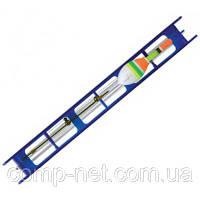 Оснащення поплавочне Lineaeffe Fluorocarbon BLU (7825015/16)