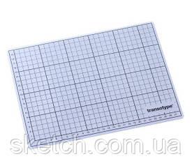 Макетний килимок прозорий Transotype, 22х30см