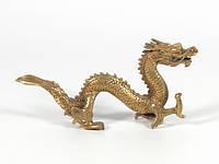Статуэтка из бронзы Дракон Тенлу