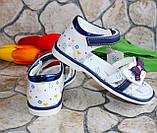 Летние детские босоножки для девочки, фото 3