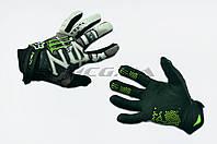 Перчатки   FOX   (mod:Monster energy, size:XL, черно-белые)