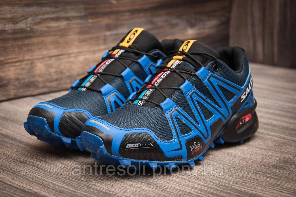 Кроссовки мужские Salomon Speedcross 3, темно-синие (11227),  41 - 45