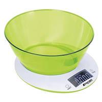 Электронные кухонные весы с чашей 5 кг Австрия Eltron EL 9264