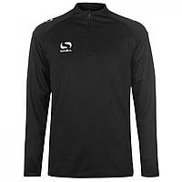 Спортивная куртка Sondico Mid Layer Black - Оригинал