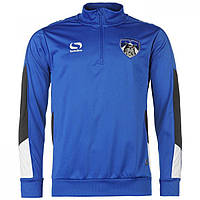 Спортивная куртка Sondico Oldhm Quarter Zip Training Royal - Оригинал