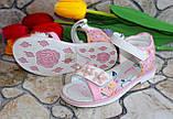 Босоніжки для дівчаток, від фірми Тому.м, фото 2