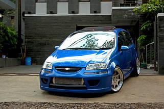 Тюнинг Chevrolet Aveo T200 (2003-2006)