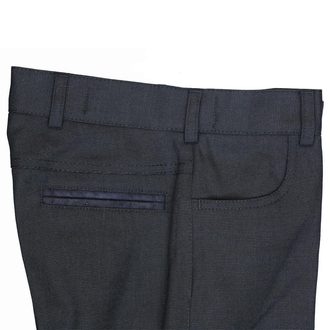 """Школьные брюки для мальчика 122-158 рост """"Неаполь"""" серые в мелкую клетку"""