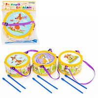 Детская игрушка барабан MASTERPLAY 1-003