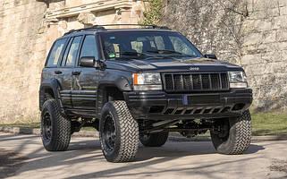 Тюнинг Jeep Grand Cherokee ZJ (1993 - 1998)