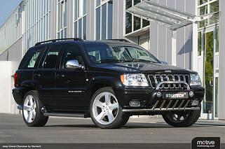 Тюнинг Jeep Grand Cherokee WJ (1999 - 2004)