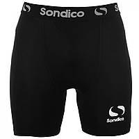 Шорты Sondico Core 6 Base Layer Black - Оригинал