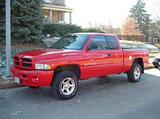Тюнинг Dodge Ram (1994-2001)