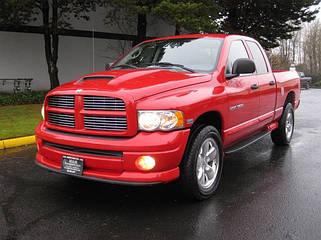 Тюнинг Dodge Ram (2002-2008)