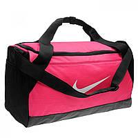 ea23fec0fc Сумка дорожная Nike Brasilia Small Grip Pink - Оригинал