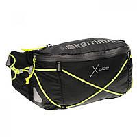 Поясная сумка Karrimor X Lite Waist Pack Black - Оригинал